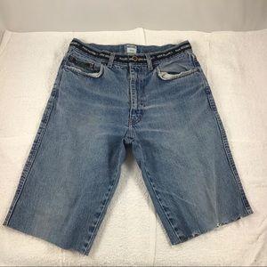 33 Moschino.it Light blue men's Bermuda shorts